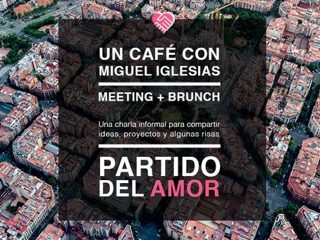 UN CAFÉ CON MIGUEL IGLESIAS | Meeting