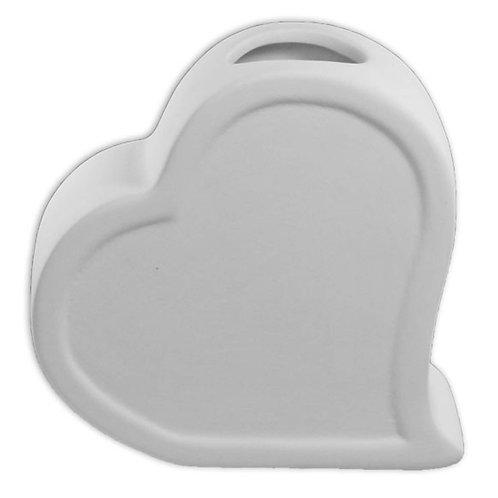 Heart Vase - Functional