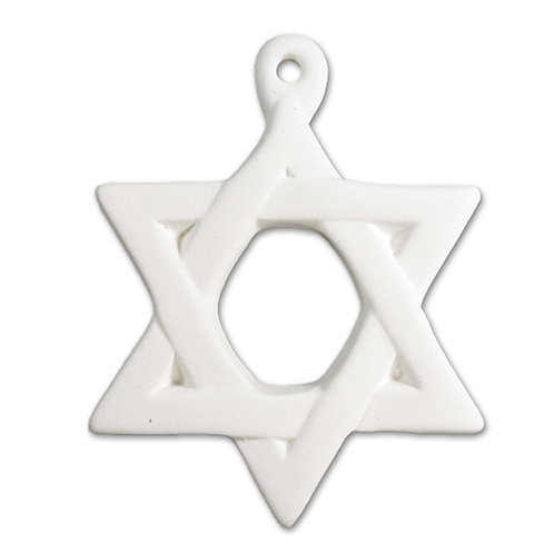 Star of David Pendant (2 qty)