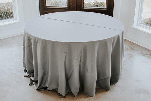 Basic Polyester Round Linens
