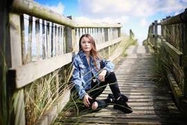 North Wales model shoot