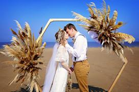 Beaches Hotel Wedding