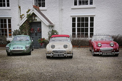 Magazine Shoot for Classic Cars