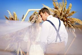 Beaches Hotel Bohemian Wedding
