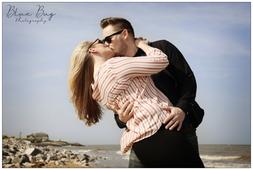 Blue Bug Photography Kiss on the beach