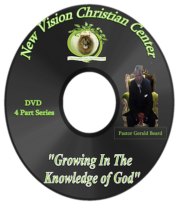 Growing In the Knowledge of God