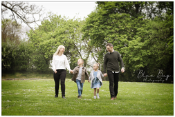 Blue Bug Photography - Family Shoot