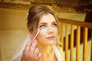 Blue Bug Bridal Prep