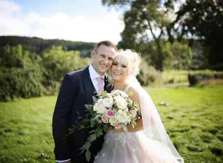 Jen & Jamie's Summer Wedding