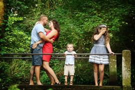 Blue Bug Photography Engagement Shoot Dyserth Waterfalls