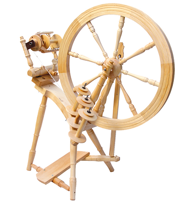 Interlude Spinning Wheel - Pre-Order