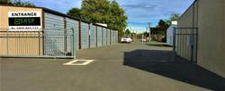 SASP Storage Entrance