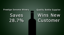 Case Study: VinAsset Produces Win-Win for Winery and Supplier