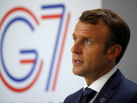 França propõe um fundo global para ajudar a Amazônia