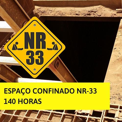 Espaço Confinado - NR 33