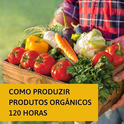 Como produzir produtos orgânicos