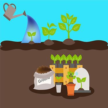 artes cursos_Produção de mudas frutífera