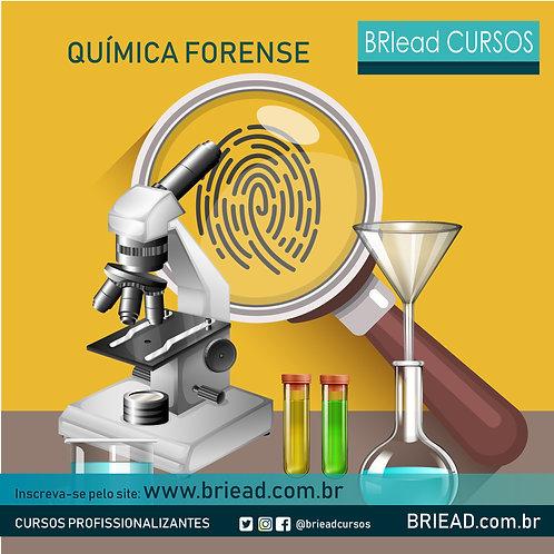 Química forense: módulo I e II