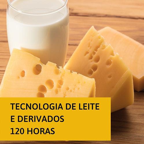 Tecnologia do leite e derivados