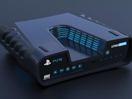 Novo design Playstation 5 é revelado