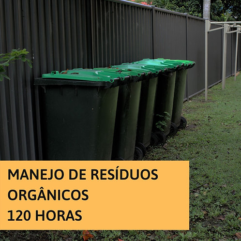 Manejo de resíduos orgânicos