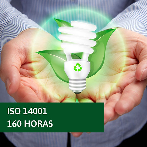 ISO 14001 - Sistema de Gestão Ambiental