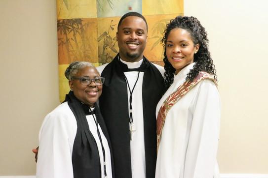 First Ordination Service