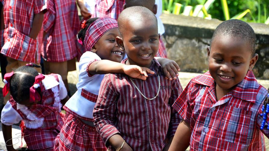 Children on Heritage Day - (c) Blaisegem Media
