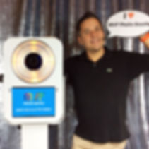 Kyle owner, MVP Photo Booth OKC