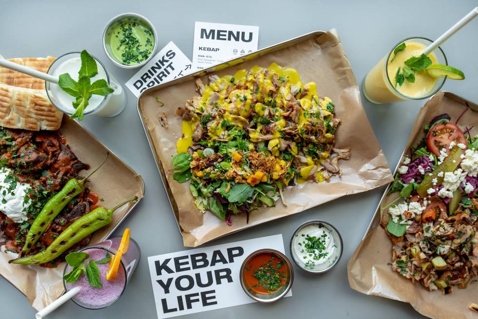 Döner Kebab Berlin
