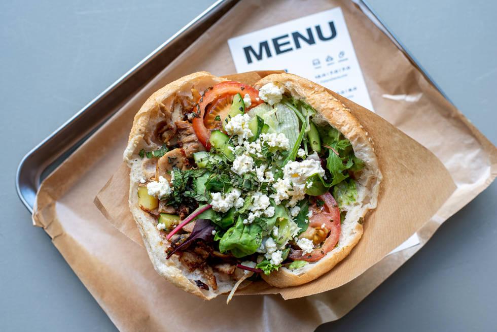 Döner Kebab Berlin - KWA Klassik Pide