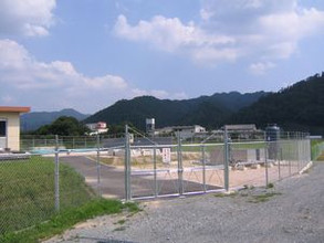 2007年3月 北原浄水場拡張工事