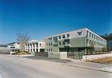 2004年1月 広島県立中高一貫学校南校舎棟