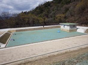 2016年3月 牛田高地区調整池整備その他工事