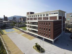 2017年2月 学校法人AICJ鷗州学園 AICJ中学・高等学校新築工事