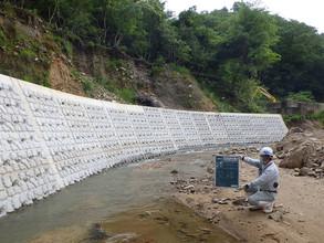 2020年7月 二級河川瀬野川水系瀬野川河川災害復旧工事(平成30年災害第3337号,2654号)