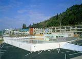 2004年2月 安芸高田市立吉田小学校プール