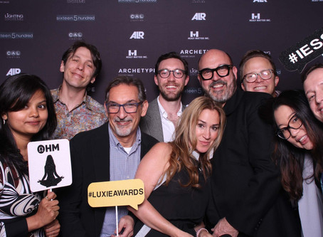 SFLux Awards 2019 | Green Room at War Memorial | San Francisco, CA