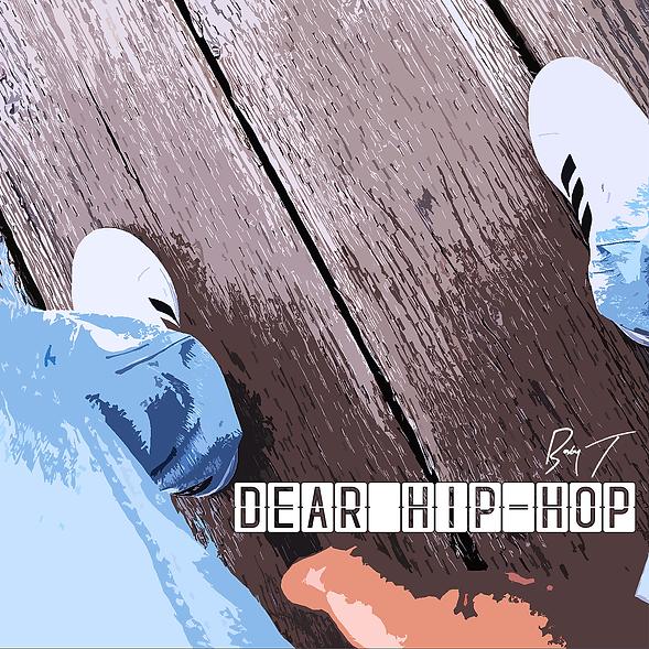 Dear Hip-Hop Album Cover CDBABY PRINT.pn