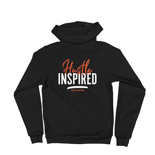FLINT Hustle Inspired - Zip Up Hoodie Sweater