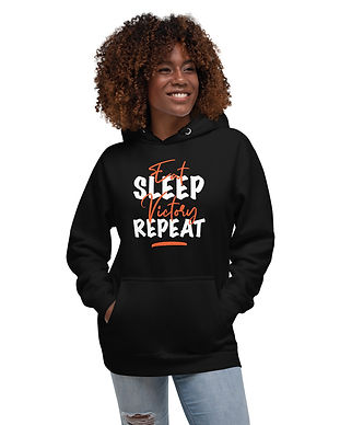 unisex-premium-hoodie-black-front-601ef4