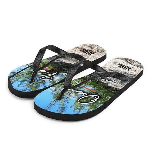 Ocean Views - Flip-Flops