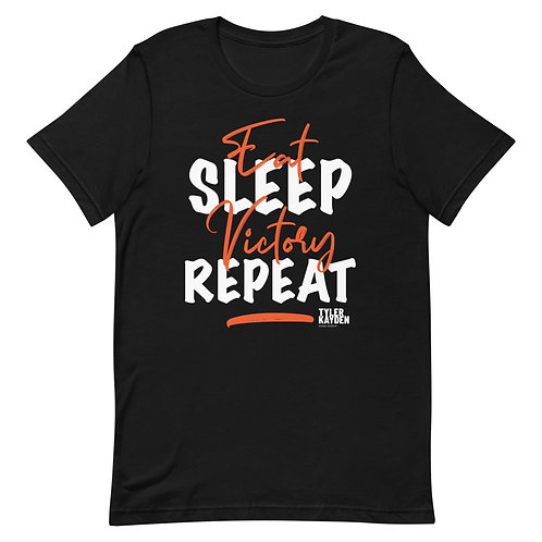 Multi-Color - Unisex Short Sleve T-Shirt