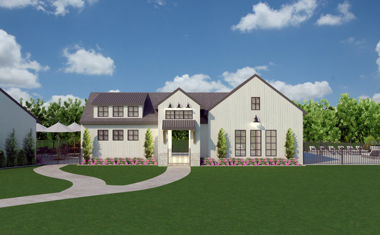 Cross Timbers Community Clubhouse