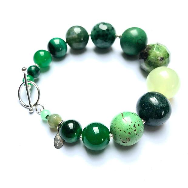 Green Planet Bracelet