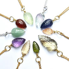 Leaf Pendant Collection