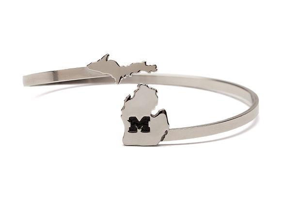 University of Michigan Bracelet
