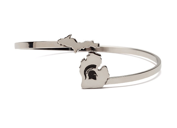 MSU Spartan Bracelet