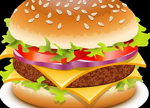 Le Burger de la Mer