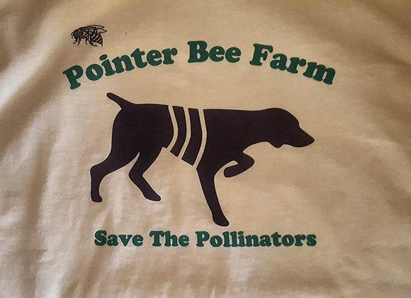 Pointer Bee Farm T-shirt